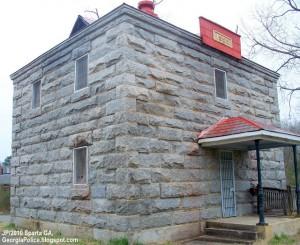1905 Granite Jail Sparta, Ga