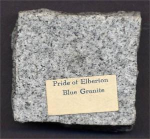 granite blue pride of elberton