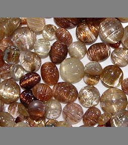 rut qtz beads