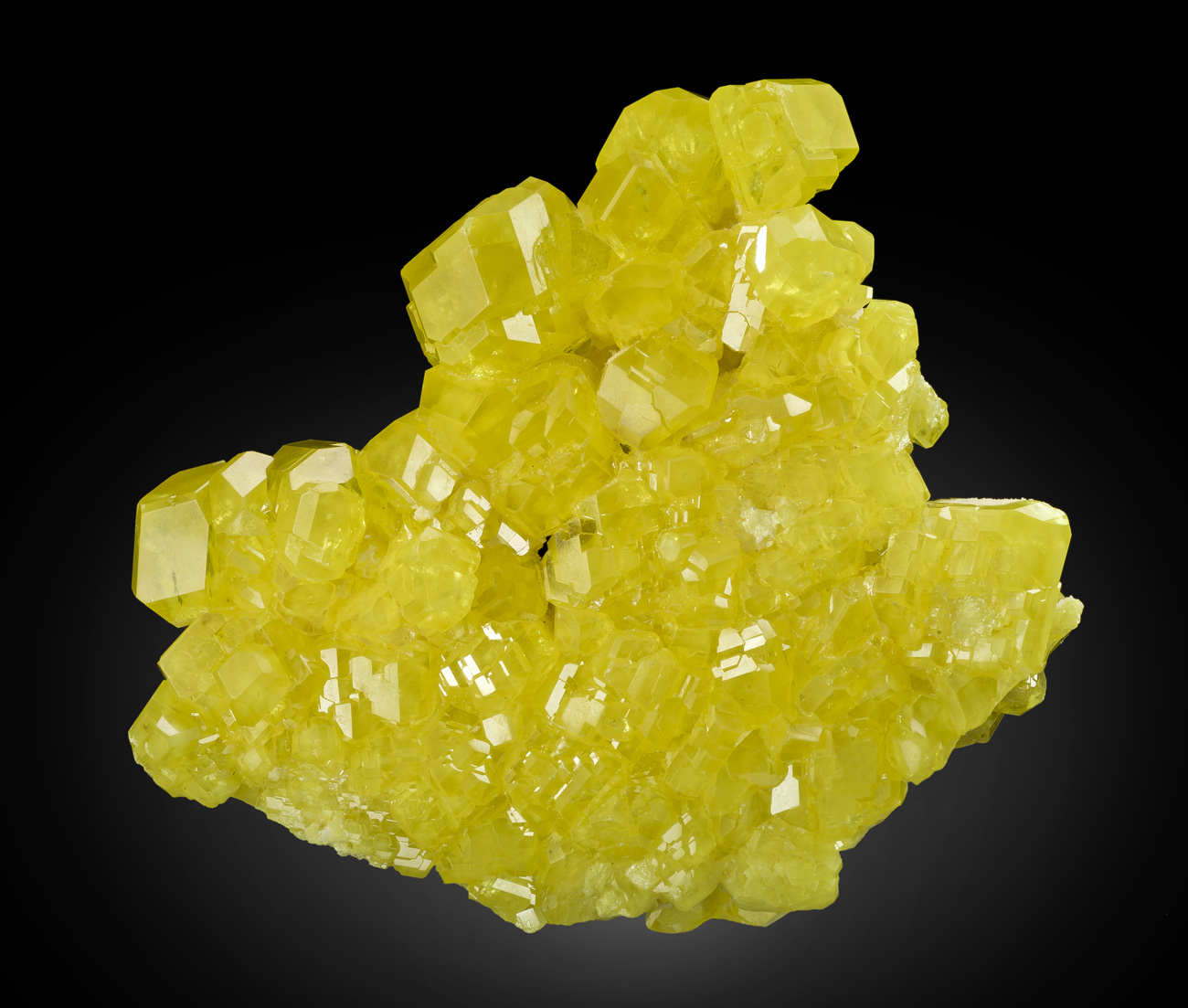 Sulfur | Mid-Georgia Gem and Mineral Society